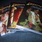 Os novos DVDs de Indiana Jones