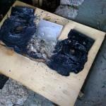 Humor: Encontrados três vagabundos queimados na sarjeta!