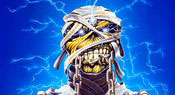Iron Maiden em Blu-ray, DVD, CD e LP!