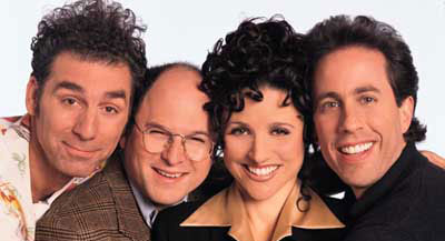 Dose Diária de Inveja: Seinfeld The Complete Series [ATUALIZADO]