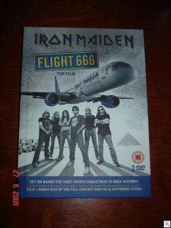 Flight 666 1