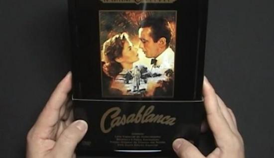DVD que não se vê por aí: Casablanca DELUXE!