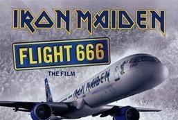Imagens de Flight 666 em Digibook duplo!