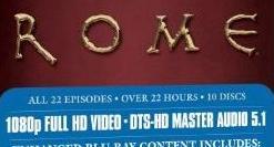 Rome Gift Set (Blu-ray) em pré-venda na Amazon!