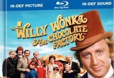 """""""A Fantástica Fábrica de Chocolate"""" em Blu-ray Book nos EUA"""