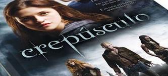 Detalhes de Crepúsculo em DVD na lata!