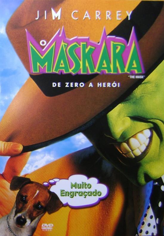 Post do leitor: O Máskara em DVD pela Várner
