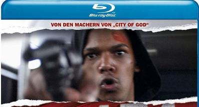 Última Parada 174 em Blu-ray na Alemanha