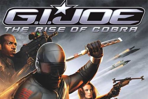 GI JOE The Rise of Cobra video game image