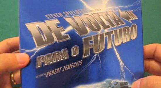 Post do Leitor – Box de Volta Para o Futuro em DIGIPAK (4 DVDs)