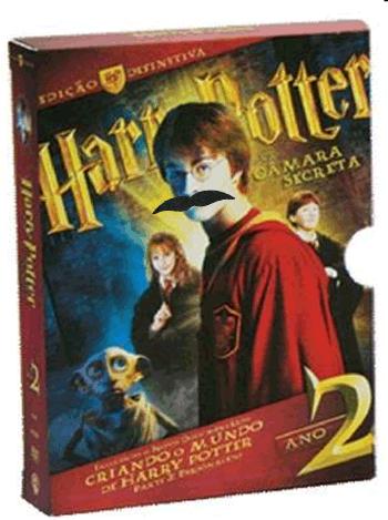 Saiba como trocar seu Harry Potter Definitivo com defeito
