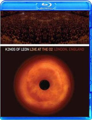 Blu-ray resenha - Kings Of Leon: Live At The O2 London