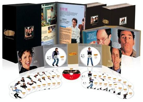 [ATUALIZADO] Dica AMAZÔNICA do dia: Seinfeld - The Complete Series (DVD)