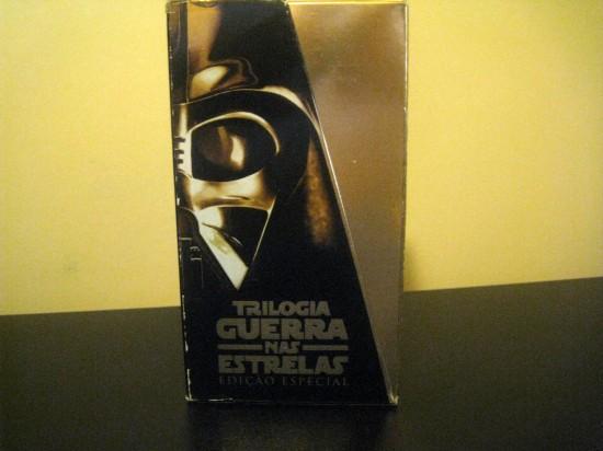 Post do Leitor - Star Wars em VHS (1997)