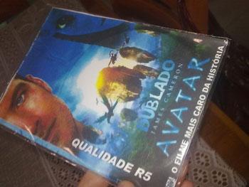Tá doidão pra ver extras de Avatar em HD? Então veja AGORA!