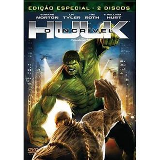 Dicas do dia: O Incrível Hulk em DVD duplo por R$ 12,90 e muito mais!