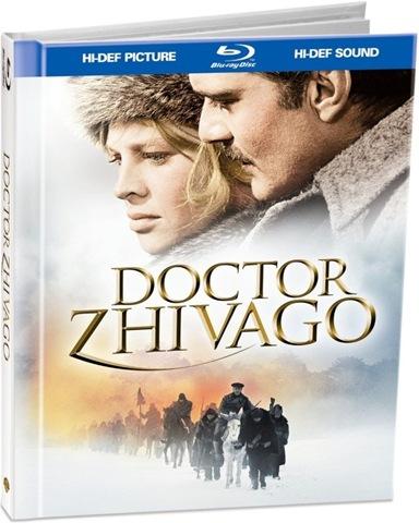 Doutor Jivago em Blu-ray Book nos EUA!