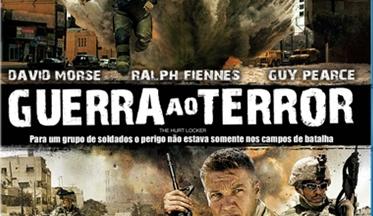 Blu-ray de Guerra ao Terror em MARÇO no Brasil!