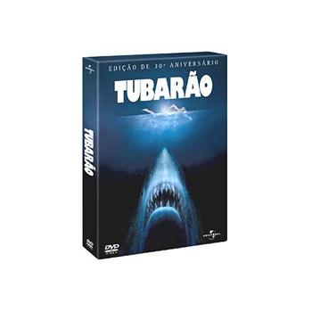 Dicas do dia: DVD Tubarão duplo - Edição 30º aniversário R$9,90 e Enterprise no DVD de Star Trek brazuca!