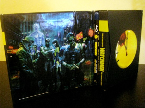 Post do Leitor: Watchmen Ultimate Cut - Complete Story