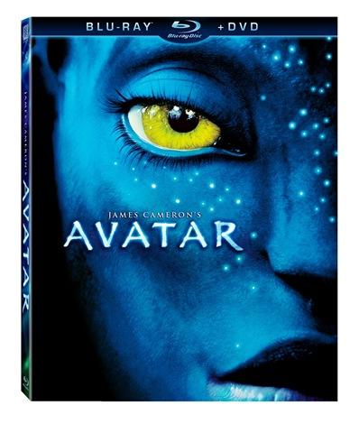 Blu-ray de Avatar é anunciado oficialmente