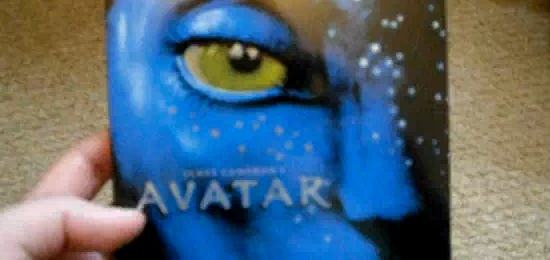 Primeiro vídeo de Avatar em SteelBook do Reino Unido