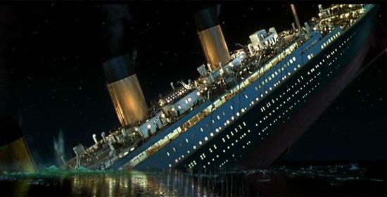 CARAY! A FOX conseguiu afundar o Titanic NOVAMENTE!