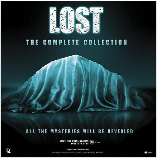 Primeiros detalhes da temporada final de LOST em Blu-ray!