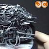 Vídeo: Terminator Salvation Moto-terminator