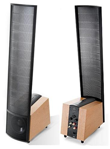 03 - MartinLogan Summit loudspeakers