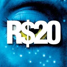 [EXPIRADO] DICA URGENTE! Blu-rays e DVDs com 20 reais de desconto!