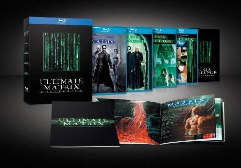 Dica do dia: Matrix Ultimate Collection com DESCONTAÇO na Amazon.com [ATUALIZADO]