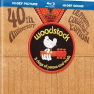 Dose Diária de Inveja - Woodstock: 3 Days of Peace & Music Director's Cut (40th Anniversary Ultimate Collector's Edition) [Blu-ray]