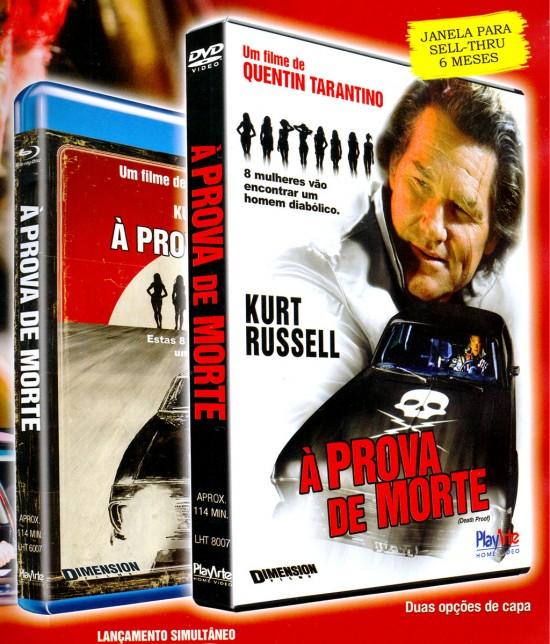 Capas de DVDs e Blu-rays para OUTUBRO!