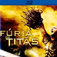 BD Resenha - Fúria de Titãs [Blu-ray/DVD]