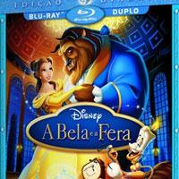 "Habemus LUVA no Blu-ray de ""A Bela e a Fera""!"