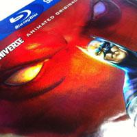 Galeria do dia: Batman - Under the Red Hood [Blu-ray EUA]