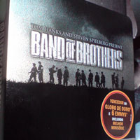 Galeria do dia: Lata Band of Brothers [DVD Brasil]