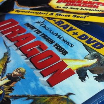 Galeria do dia: How to Train Your Dragon [Blu-ray - EUA]