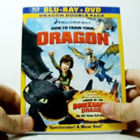 [Vídeo] Blu-ray - How to Train Your Dragon