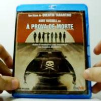 [Vídeo] Blu-ray – À Prova de Morte