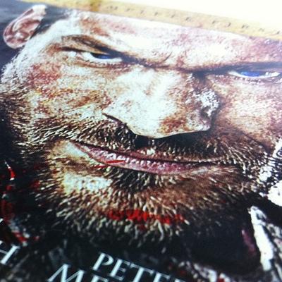 Galeria do dia: Spartacus Blood & Sand [Blu-ray EUA]