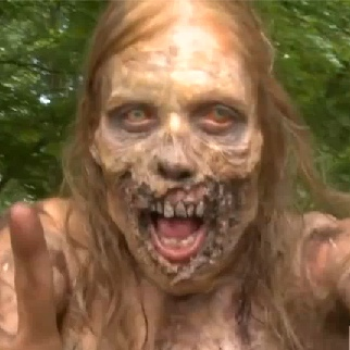 """Tá doidão pra ver extras de """"The Walking Dead""""? Então veja AGORA!"""