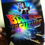 Galeria do dia: Back to the Future Trilogy [Blu-ray UK]