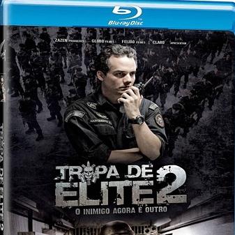 Blu-ray de Tropa de Elite 2 já em pré-venda!