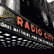 DVD/BD Resenha - Dave Matthews & Tim Reynolds live at the Radio City Music Hall
