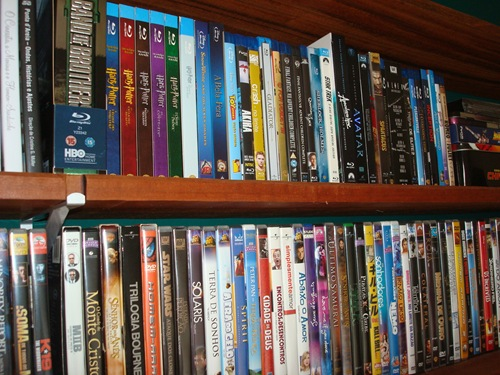 coleção do fonseca dvd blu-ray