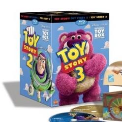 [ATUALIZADO] Semana High-Def na Amazon com Star Trek e Toy Story em Blu-ray!