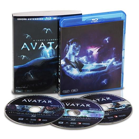 Dicas rápidas: desconto progressivo em Blu-rays E MAIS!