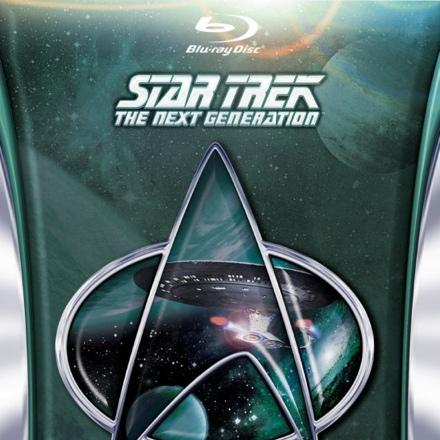 Jornada nas Estrelas: A Nova Geração chega em alta definição em 2012